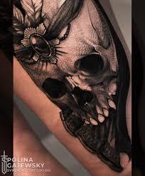 гостевой тату мастер полина гаевская в тату студии Syndicate