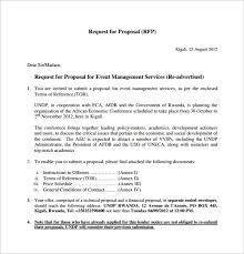 Technical Offer Sample 14 Event Proposal Templates Free Printable Word Pdf