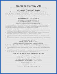 Resume Template Nursing Best Registered Nurse Resume Examples