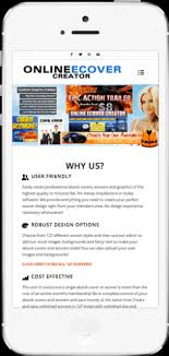 Make A Cover Page Online Create Free Ebook Covers And Ecovers Online Ecover Creator
