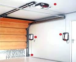 low clearance garage door opener profile zero ze