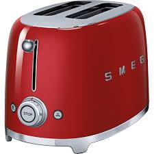 Retro Toasters smeg retro two slice toaster stylish 1950s design 5635 by xevi.us