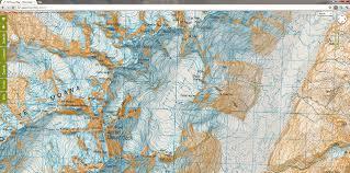 Definition De Topographic Map 2019