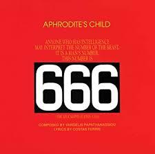 6 6 6 by <b>Aphrodite's Child</b>: Amazon.co.uk: Music