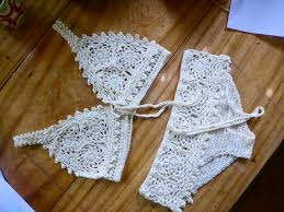 Free Crochet Bikini Pattern Amazing Design