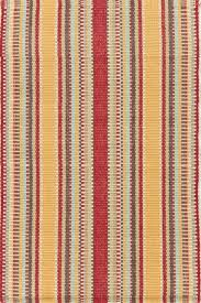 dash and albert wyatt woven cotton rug 2 5 x12