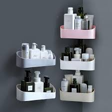 bathroom organizer storage shelf rack