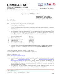 proposal letter example gallery of rfp examples rfp cover letter response to request