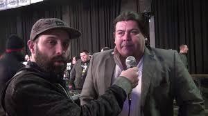 Ricardo Rodriguez - Interview - Jan. 27, 2018 Philadelphia @ ECW Arena WWE  royal rumble wkd