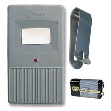 linear mct 1 megacode single on access system garage or gate remote dnt00083