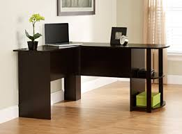 Geeks home office workspace Nerd Best Budget Lshaped Desk Ameriwood Home Dakota Destineinfo The Best Lshaped Desks Ign