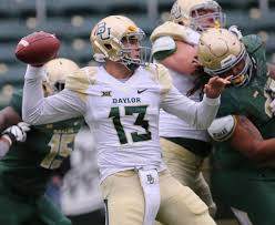 Baylor Qb Depth Chart Projecting Baylors Post Spring Game Depth Chart Who Takes