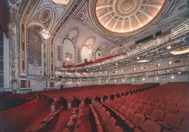 Orchestra Level Picture Of Cadillac Palace Theatre
