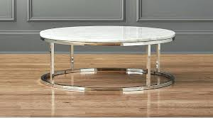 marble and gold coffee table round