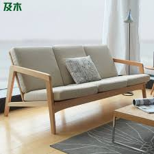 japanese minimalist furniture. And Wood Furniture Minimalist Scandinavian Design Creative Japanese Fabric Of European Beech Sofa Sf