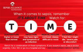 Symptoms - Sepsis Alliance