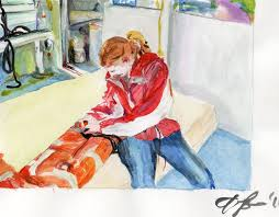 Image result for human life jacket paintings