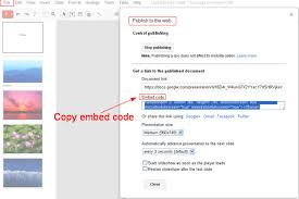 Google Docs Powerpoint 3 Methods To Add Powerpoint To Google Blogger Powerpoint E
