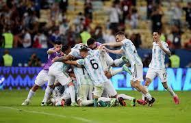 كرة القدم: فازت الأرجنتين على البرازيل 1-0 لتفوز بكوبا أمريكا ، أخبار كرة  القدم وأهم الأخبار • 12 يوليو, 2021