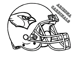 free nfl coloring pages nfl coloring pages arizona cardinals seattle nfl coloring pages nfl football helmets coloring pages on books