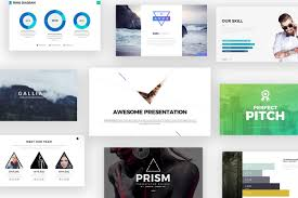graphic design powerpoint templates 50 best free powerpoint templates on behance