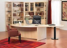 combined office interiors desk. Designer Home Office Furniture With L Shape Desk Combined Interiors A