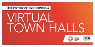 United Way Virtual Town Halls - United Way for Southeastern Michigan