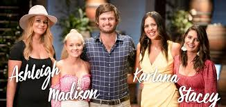 The court heard goyder became a reality tv contestant to fill a void in his life.(facebook: Farmer Wants A Wife Wk 2 Talking Tv