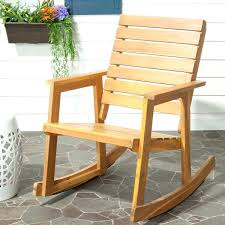 outdoor teak rocking chair wood patio chairs wooden solid acacia wood patio