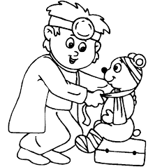 Small Picture Bring My Bear Health Coloring Pages Coloring Sun