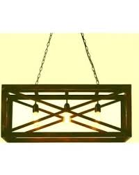 rectangular wood chandelier gray light by world market and iron valencia m