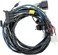 mopar parts electrical and wiring wiring and connectors 1972 mopar a body w bb engine electronic ignition engine wiring harness stock ecu