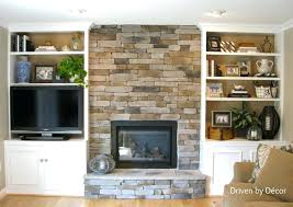 how to frame in a gas fireplace incredible living room interior decorating ideas with built in