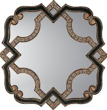 paragon decorative traditional black gold serpentine mirror traditional wall mirrors by gwg