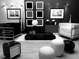 Monochrome Living Room Decorating Interior Design Bedroom Condo Singapore Home Interior2015