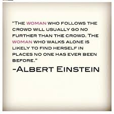 women quotes tumblr 82 women quotes tumblr careful Albert Einstein ... via Relatably.com