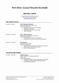 Newest Resume Format New For Freshers 2015 Latest Download In Ms