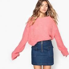 <b>Пуловер</b> покроя оверсайз <b>La Redoute</b> Collections | <b>La Redoute</b>