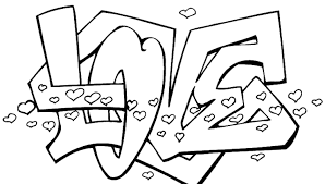 Printable 2014 I Love You Coloring Pages For Teenagers Printable