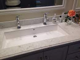 trough sink ...
