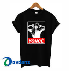 Obey T Shirt Size Chart Beyonce Yonce Obey T Shirt For Women And Men Size S To 3xl