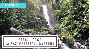 peace lodge la paz waterfall gardens costa rica travel