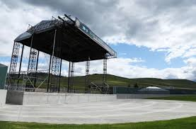Big Sky Brewing Company Amphitheater Unveils New Stage For