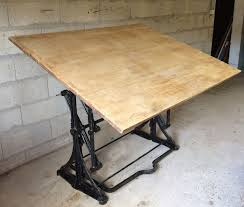 Table Dessin Vintage Unic Darnay Table A Dessin Industriel Occasion L