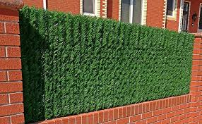 Delighful Chain Link Fence Slats Image Of To Decorating Ideas