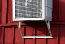 window air conditioner outside. it is best to seal your wall air conditioner from the outside. window outside