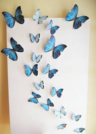 Small Picture The 25 best Butterfly wall decor ideas on Pinterest Wall