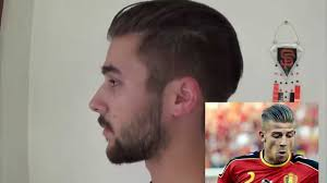 Toby Alderweireld Hairstyle Disconnected Undercut World Cup Hairstyles Belgium Futbol Player
