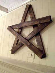 wood pallet star for wall decor diy distressed wood pallet star for wall decor diy distressed