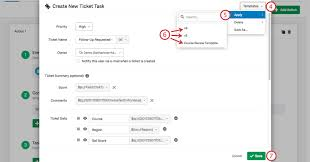 ticket sample template ticket templates qualtrics support